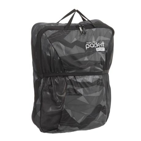 Eagle Creek Pack-It® Sport Kit in Geo Scape Black
