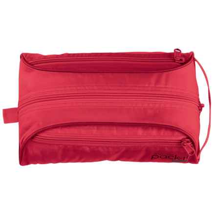 Eagle Creek Pack-It® Sport Quick Trip Toiletry Bag in Ruby - Closeouts