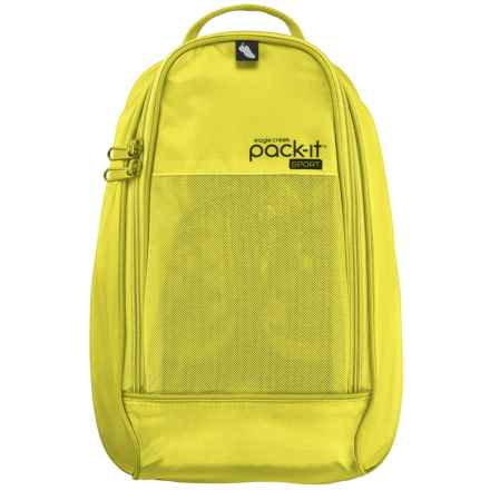 Eagle Creek Pack-It® Sport Shoes Locker Bag in Strobe Yellow - Closeouts