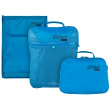 Eagle Creek Pack-It® Sport Travel Bag Set - 3-Piece in Brilliant Blue - Closeouts