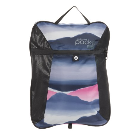 Eagle Creek Pack-It® Sport Wet Dry Fitness Locker in Horizon Pink