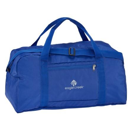 Eagle Creek Packable 41L Duffel Bag in Blue Sea - Closeouts c463bda009