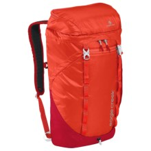 Eagle Creek Ready Go Backpack - 25L, Laptop Sleeve in Flame Orange - Closeouts