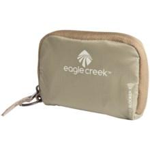 Eagle Creek RFID-Blocker Zip Stash Pouch in Tan - Closeouts