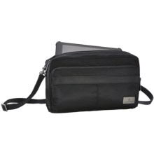 Eagle Creek RFID Mini Tablet Crossbody Bag in Black - Closeouts