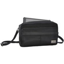 Eagle Creek RFID Mini Tablet Crossbody Bag in Black - Closeouts