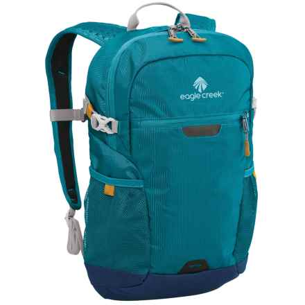 Eagle Creek Roaming RFID Backpack in Celestial Blue - Closeouts