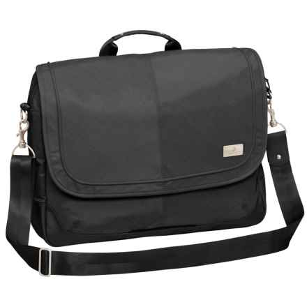 Eagle Creek Satchel Backpack in Black - Overstock