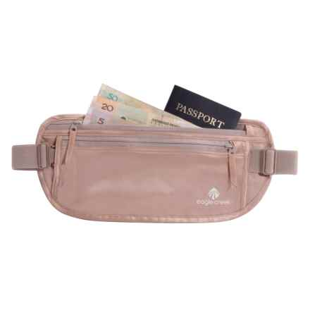 Eagle Creek Silk Undercover Money Belt in Rose - Closeouts