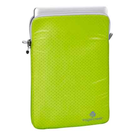 "Eagle Creek Specter Laptop Sleeve - 15"" in Strobe Green - Closeouts"