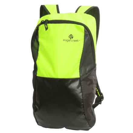 Eagle Creek Sport Backpack - 15L in Tennis Ball/Black - Closeouts