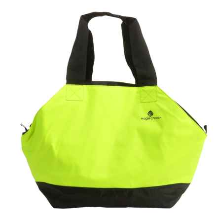 Eagle Creek Sport Tote Bag - 25L in Tennis Ball/Black - Closeouts