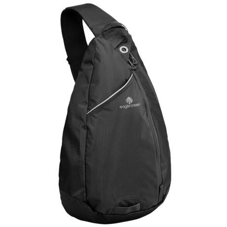 Eagle Creek Tablet Sling Backpack in Black