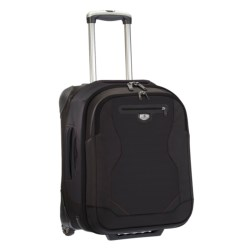 Eagle Creek Tarmac 20 Carry-On Suitcase - Rolling, Wide-Body in Black