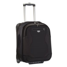 Eagle Creek Tarmac 20 Wide-Body Suitcase - Carry-On, Wheeled in Black - Closeouts