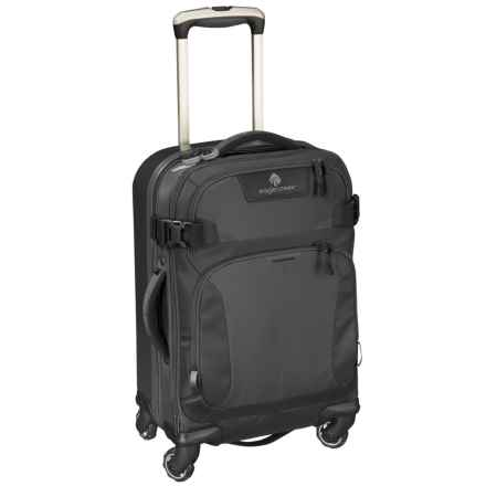 "Eagle Creek Tarmac AWD Carry-On Suitcase - 22"" in Black - Closeouts"