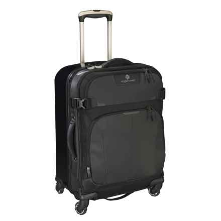 "Eagle Creek Tarmac AWD Rolling Suitcase - 25"" in Black - Closeouts"