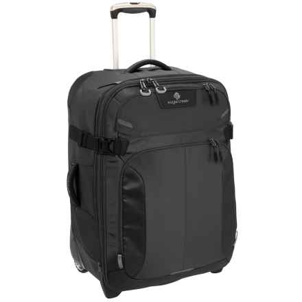"Eagle Creek Tarmac Rolling Suitcase - 25"" in Black - Closeouts"