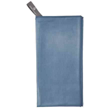 Eagle Creek Travellite Towel - Large in Blue Mist - Closeouts