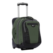 Eagle Creek Traverse Pro 19 Suitcase - Carry-On, Wheeled in Cypress Green - Closeouts