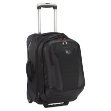 Eagle Creek Traverse Pro 22 Suitcase - Carry-On, Wheeled in Black - Closeouts