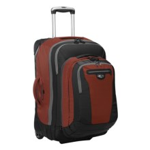 Eagle Creek Traverse Pro 25 Rolling Suitcase - Wheeled in Red Clay - Closeouts