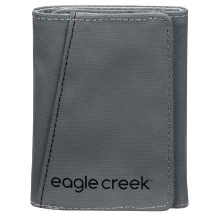 Eagle Creek Trifold Wallet in Stone Grey - Closeouts