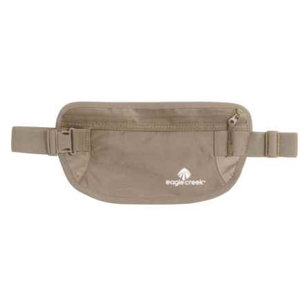 Eagle Creek Undercover Money Belt in Khaki - Closeouts