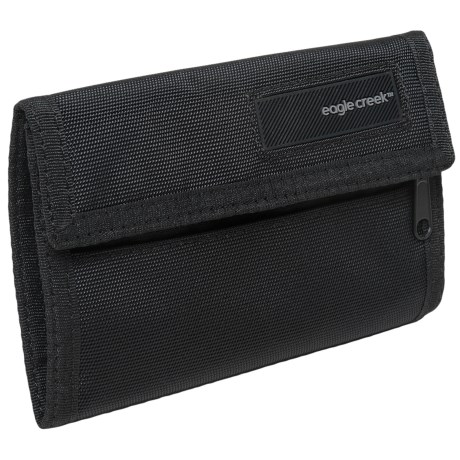 Eagle Creek World Wallet in Black