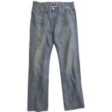 Earnest Sewn Fulton 220 Button-Fly Jeans - Straight Leg (For Men) in Morrissey - Closeouts
