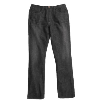 Earnest Sewn Fulton 225 Jeans - Button Fly, Straight Leg (For Men) in Judd