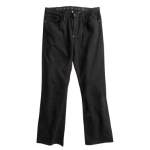 Earnest Sewn Hutch 126 Black Jeans - Bootcut (For Men) in Black - Closeouts