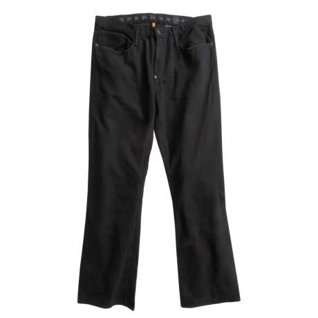 Earnest Sewn Hutch 126 Black Jeans - Bootcut (For Men) in Black