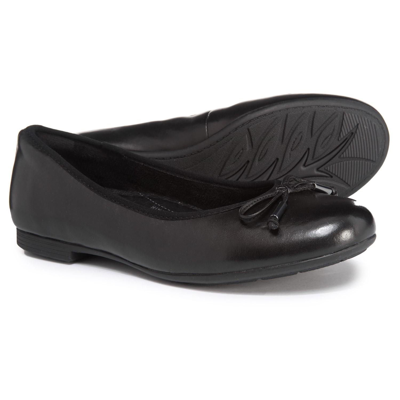 855fca38b5 Earth Alina Ballet Flats - Slip-Ons (For Women) in Black