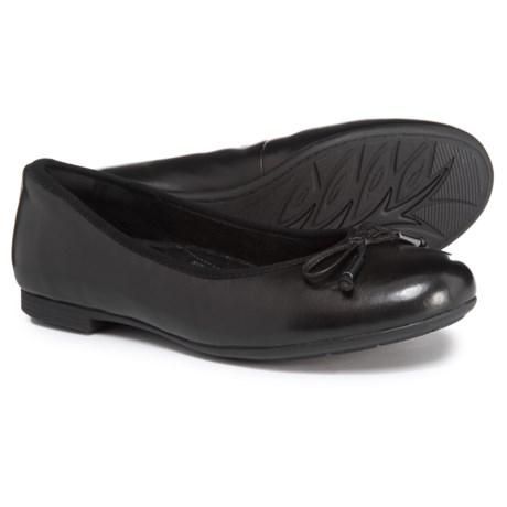 d7048efccd4 Earth Alina Ballet Flats - Slip-Ons (For Women) in Black