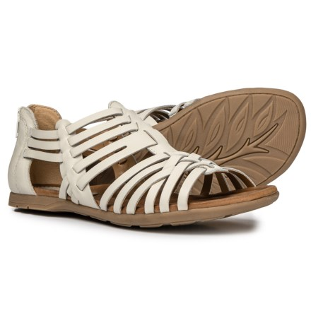 858df16c5d1 Earth Bonfire Sandals- Leather (For Women) in Off White