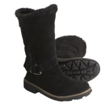 Earth Diva Boots (For Women) in Black - Closeouts