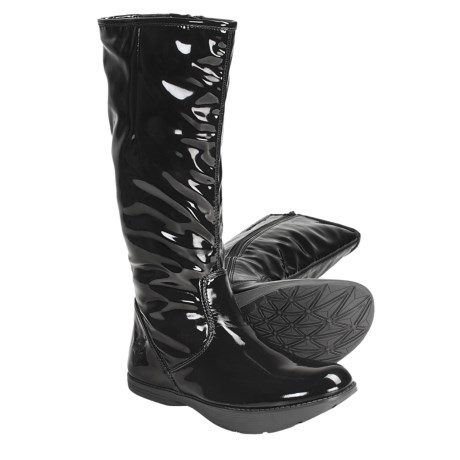 Earth Elite Boots (For Women) in Black
