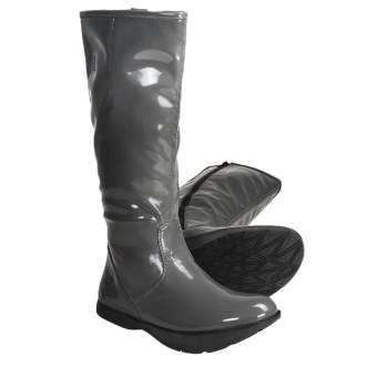 Earth Elite Boots (For Women) in Iron Grey
