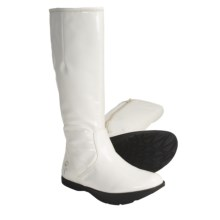 Earth Elite Boots (For Women) in Winter White - Closeouts