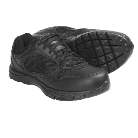 Earth Exer-Trainer Shoes - Leather (For Women) in Black