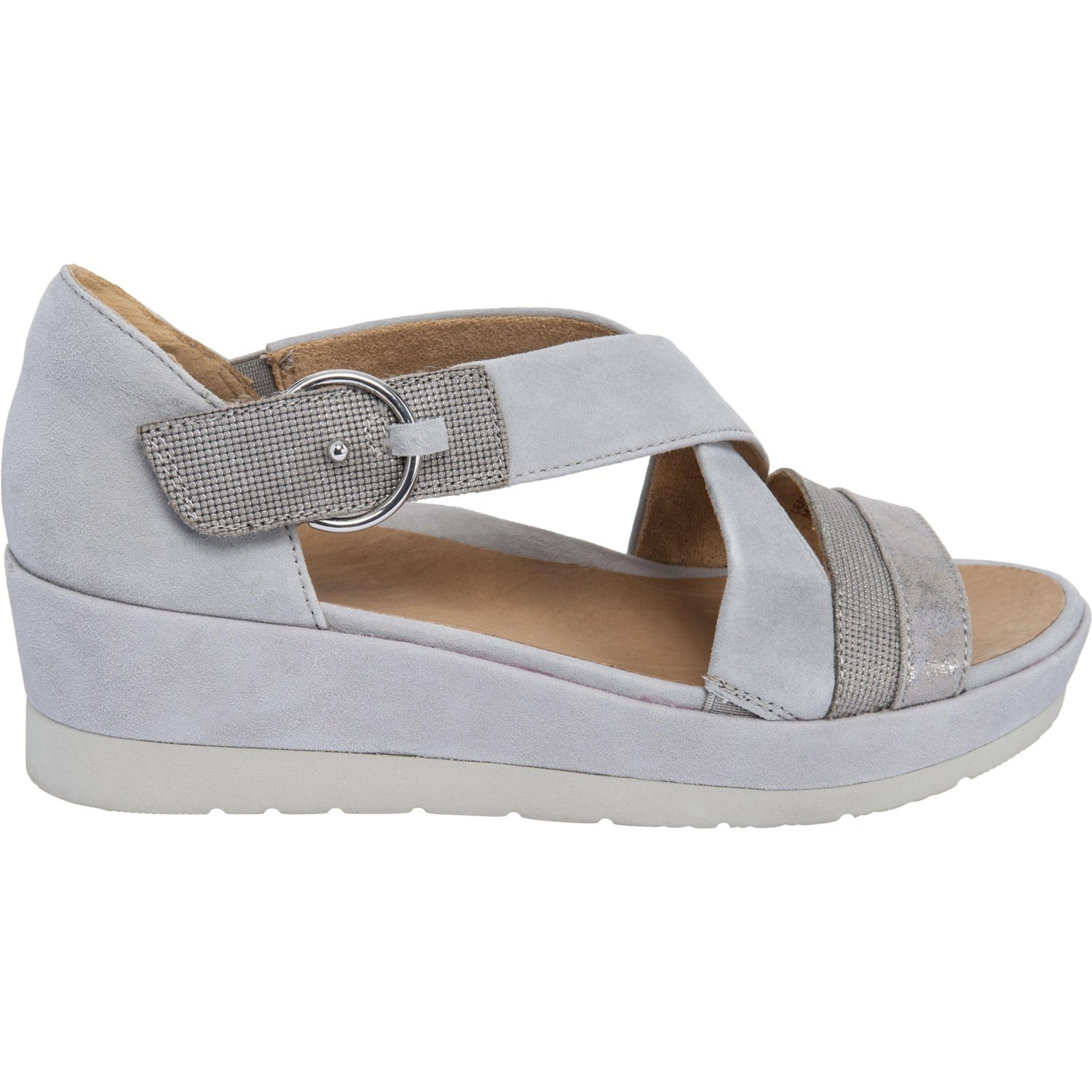 dbc4112901 Earth Hibiscus X-Strap Sandals (For Women) - Save 46%