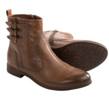 Earth Norway Boots (For Women) in Almond Leather - Closeouts