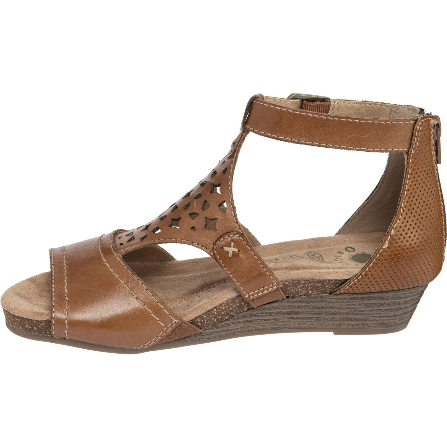 60f3a004efdd Earth Origins Hermia T-Strap Sandals (For Women) - Save 40%