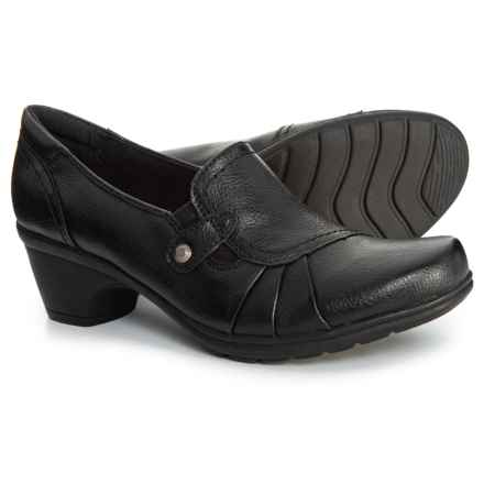 Earth Origins Rosario Loafers (For Women) in Black