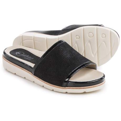 Earthies Crete Sandals Leather (For Women)