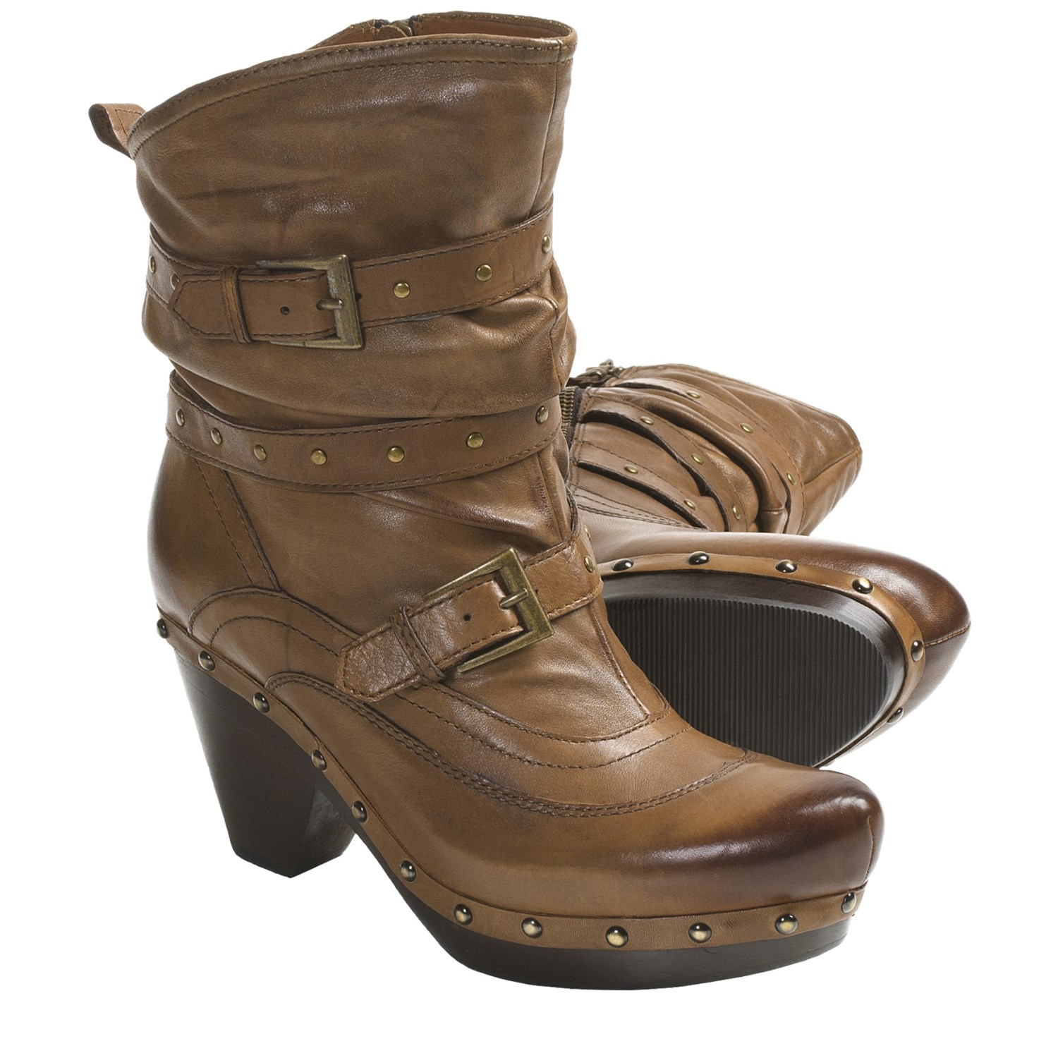 cbb3623343a9 Earthies Fabienne Boots Leather For Women Save 34