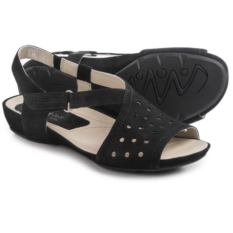 Earthies Razzoli Sandals Nubuck (For Women)