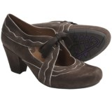 Earthies Sarenza Shoes - Suede, Mary Janes (For Women)
