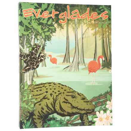 """East Coast Graphics 16x20"""" """"Everglades National Park"""" Gator and Flamingo Print in See Photo - Closeouts"""